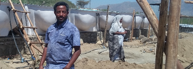 GCP-2 Project Aquaponics Ethiopia
