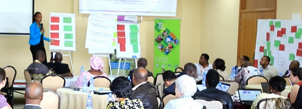 """Video impression public seminar """"The potential of value chains for nutrition"""""""