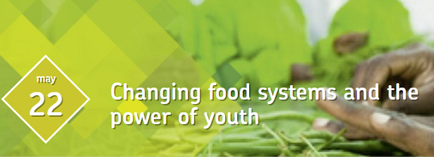 CoP Youth - Changing food systems and the power of youth