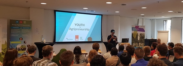 Mainstreaming and youth specific efforts to enforce the role of young people in African agricultural transformation