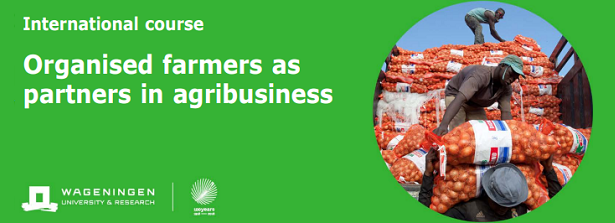 Organised farmers as partners in agribusiness