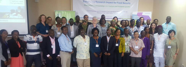 Report ARF-3 projects International workshop and public seminar in Addis Ababa