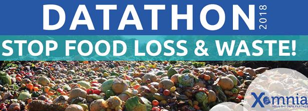Datathon Stop Food Loss & Waste