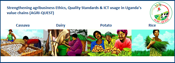 AGRI-QUEST dissemination videos four value chains