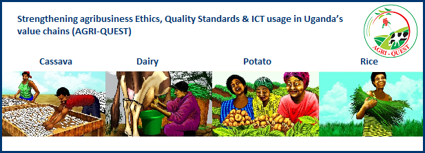 AGRI-QUEST dissemination videos of four value chains
