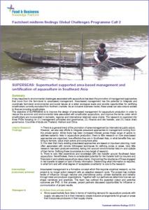 GCP-2 midterm factsheet SUPERSEAS