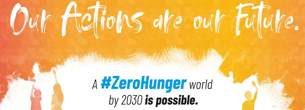 FOOD 2030: Research and Innovation for a #ZeroHunger World