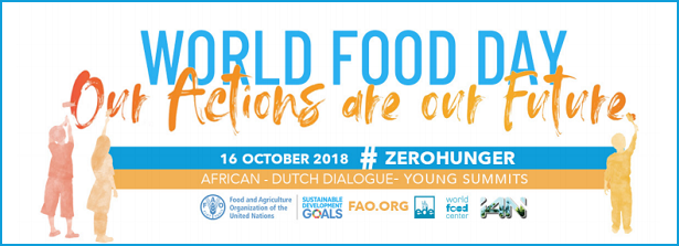 World Food Day - African-Dutch Dialogue - Young Summits