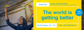 Global Talk - The world is getting better