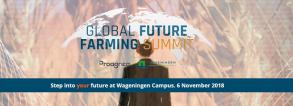 Global Future Farming Summit - November 6, 2018