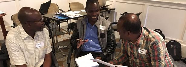 GCP-2 Intermediaries - May 2018 workshop Kenya