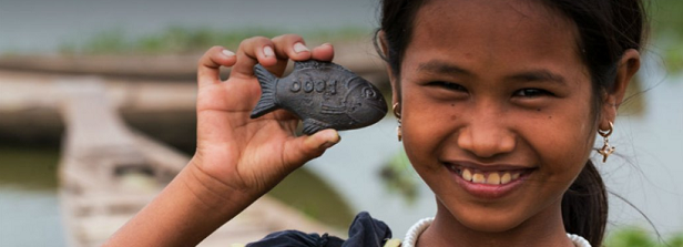 A lucky iron fish for everyone?