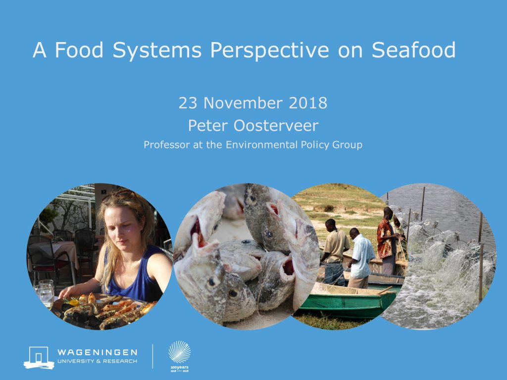 SUPERSEAS - PPT WorldFish Malaysia, November 2018