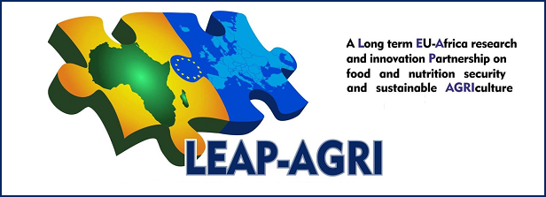 LEAP-Agri projects with Dutch input