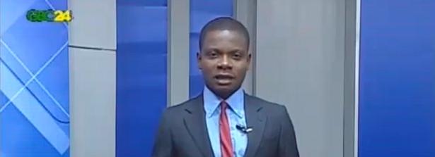 GBC 24 news item on seminar 17 January in Accra