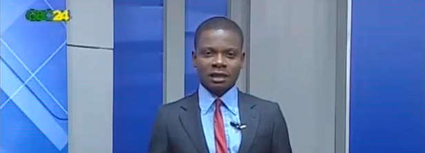 "GBC24 television item on public seminar ""Future food systems for Ghanaian food security"""