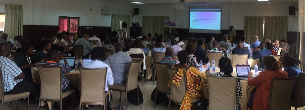 Improving Food and Nutrition Security in Ghana from a Food Systems Approach