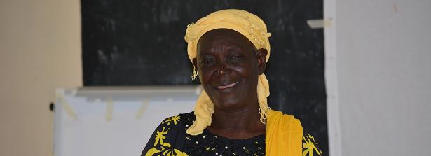 Zuhura Abdallah - Agrofood Broker of the Year Award 2018, final candidate