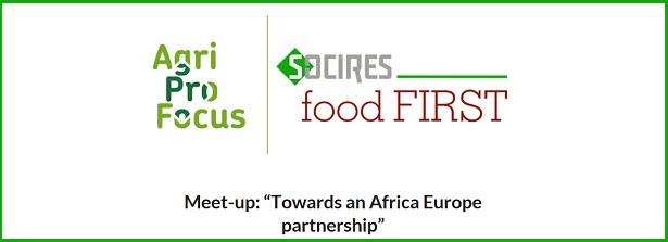 """Meet-up: """"Towards an Africa Europe partnership"""""""