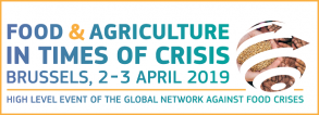 High-level event on food and agriculture in times of crisis