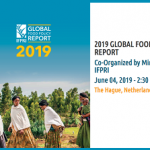 Launch Global food Policy Report 2019 and EAT-Lancet 2019