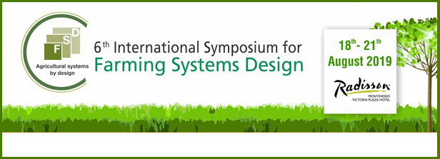 6th Farming Systems Design Symposium (FSD6)
