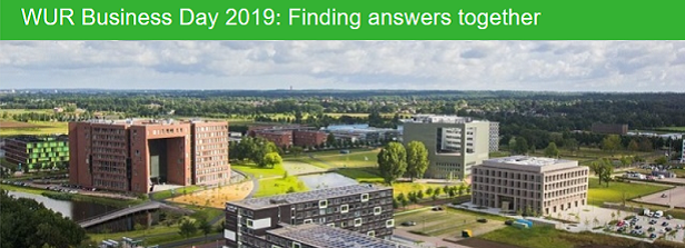 WUR Business Day 2019