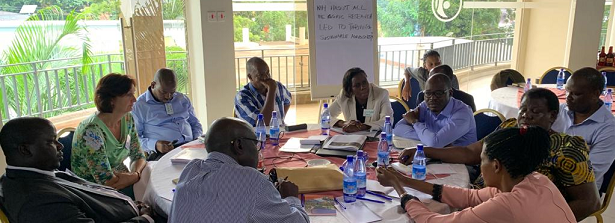 News item ARF Uganda country workshop; June 18-20, 2019