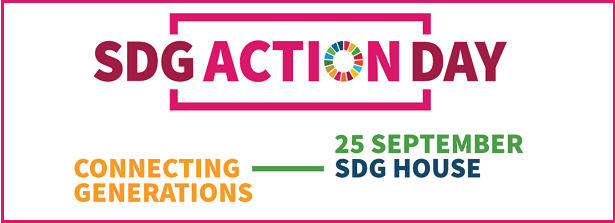 SDG Action Day on September 25, 2019