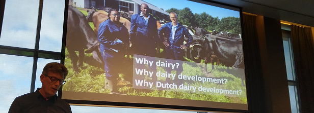 Dairy Development in emerging economies: A motor for sustainable and healthy growth?