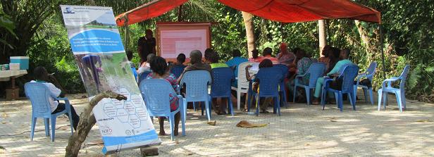 Report on fifth ProFishBenin project workshop