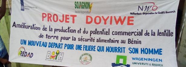Video on Doyiwé seed fair