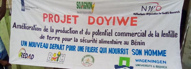 Video with key activities of Doyiwé fair