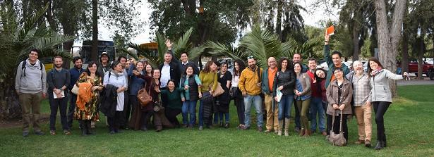 HortEco workshop Chile 2020
