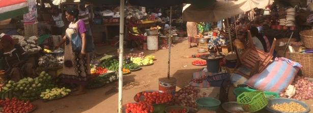 Food Market Burkina Faso