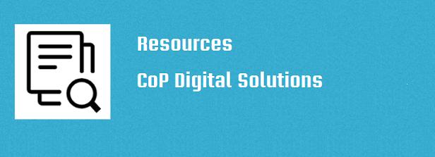 Resources CoP Digital Solutions