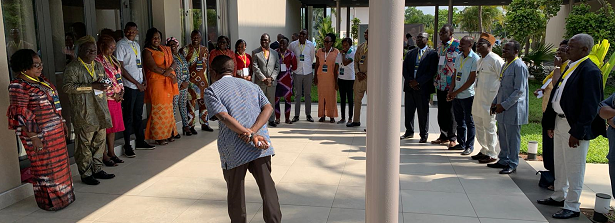 ARF country workshop Benin - final report and video