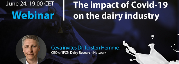 Webinar The impact of COVID-19 on the dairy industry