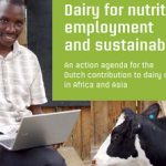 "Position paper ""Dairy for nutrition, employment and sustainability"""
