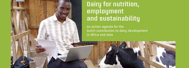 """Position paper """"Dairy for nutrition, employment and sustainability"""""""