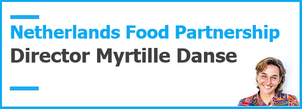 Myrtille Danse appointed as Executive Director NFP