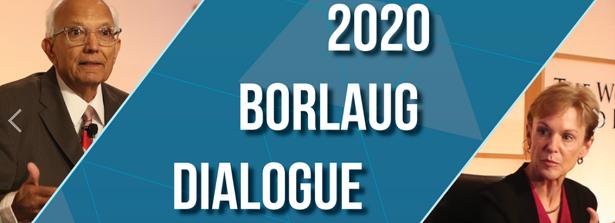World Food Prize - 2020 Borlaug Dialogue