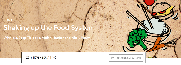 Shaking up the food system
