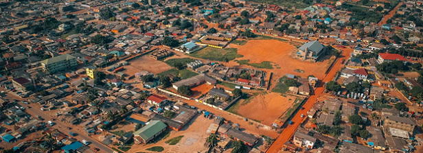 Ghanaian Urban Food Environments - NFP collective impact coalition in the making
